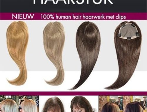 Haarstuk of haarwerk nu op Goedkoophaar.nl