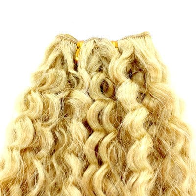 curly-hairweave-blond-weft-goedkoop-goedkoophaar-weave
