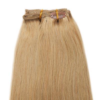 Hair extensions clip in goedkoop
