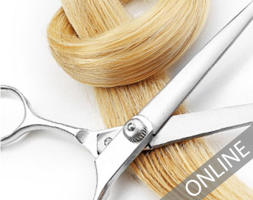 knippen en snijden van hairextensions